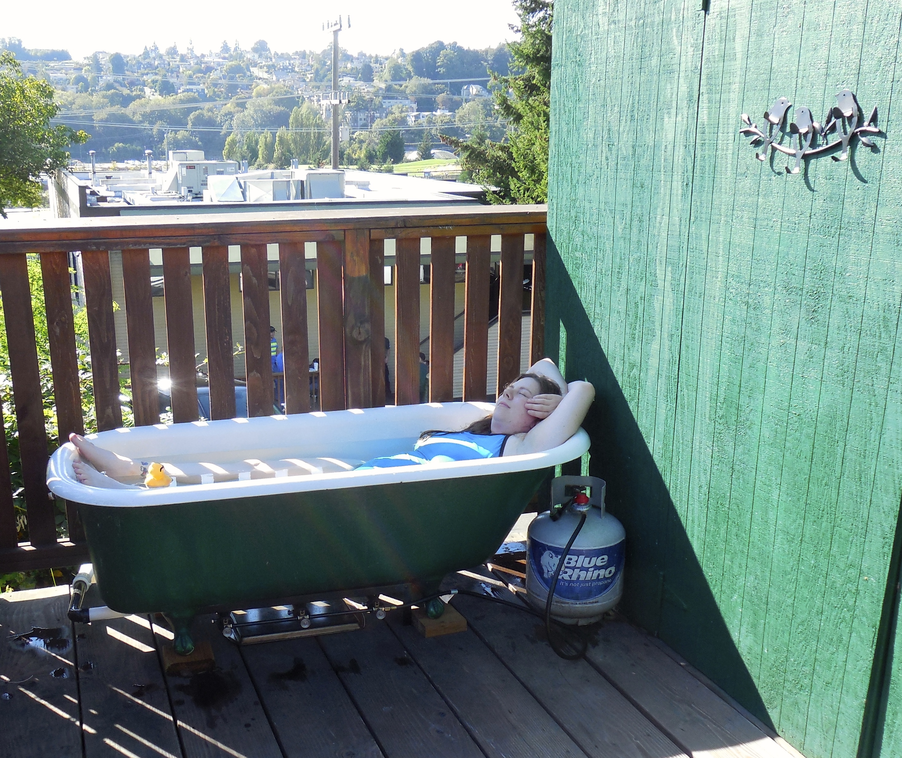 Off Grid Propane Powered Hot Tub : 5 Steps (with Pictures)