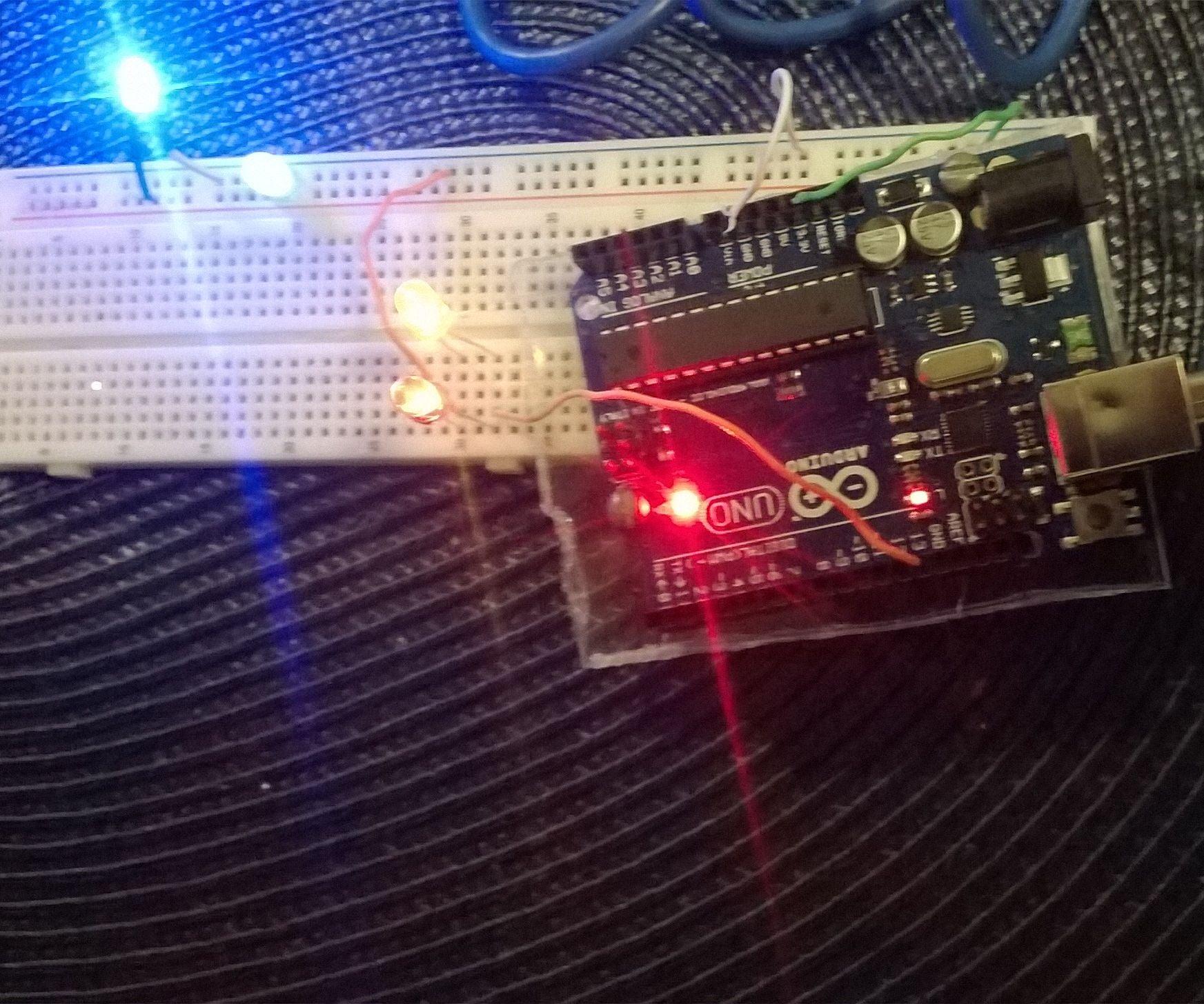 Arduino Strobe With Uno Version 1 7 Steps Led Stroboscope Circuit
