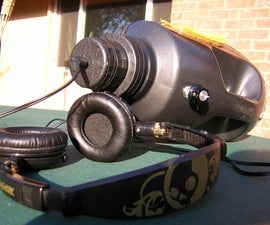 Insect Eavesdropper: Creating a High-Gain Parabolic Microphone