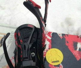 Snowboarding - Instructable Robot Stomp Pad