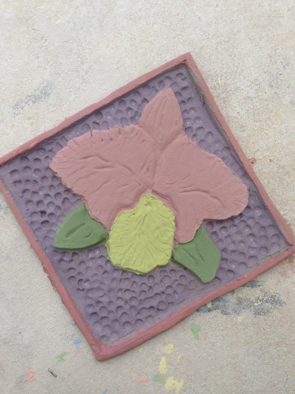 Picture of Low Relief Tile