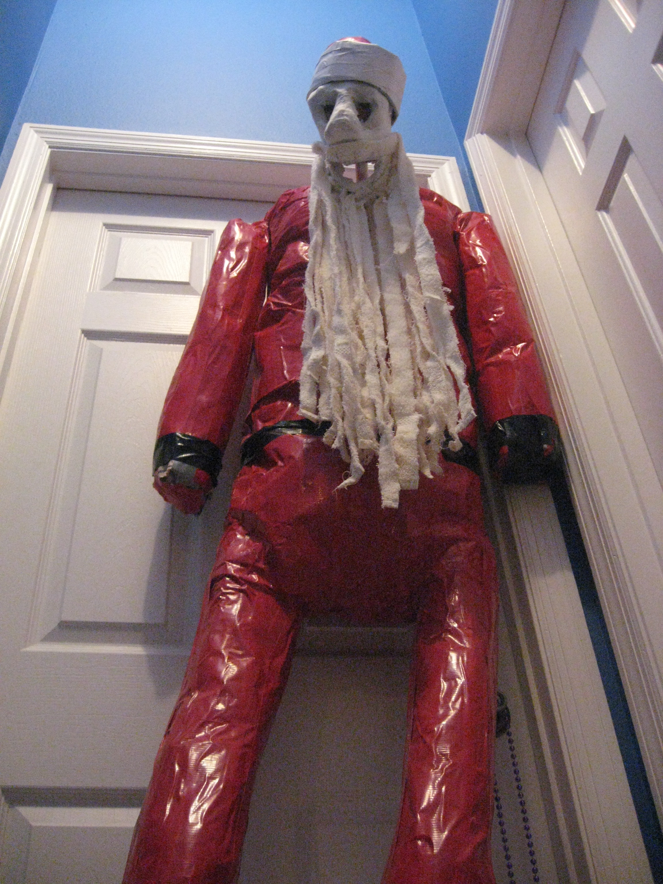 Picture of Scary Santa