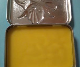 Coconut Oil Healing Balm