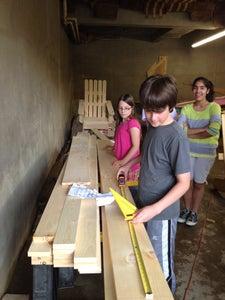 Measuring Lumber
