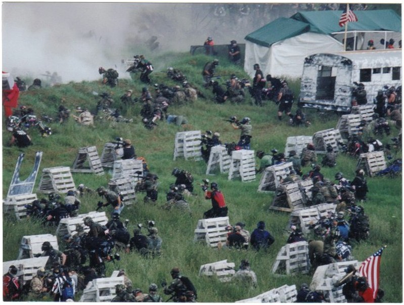 Picture of SKIRMISH USA