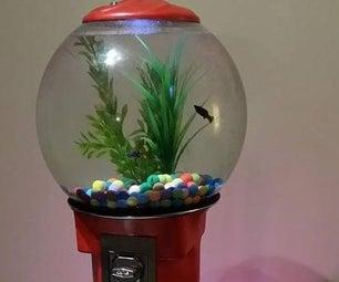 Aquarium Gumball Machine