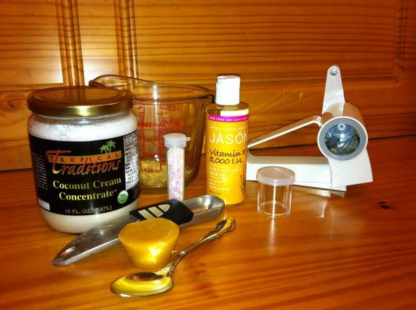 How to Make Beeswax Lip Balm! by Ashton Rogers and Karis Cheek