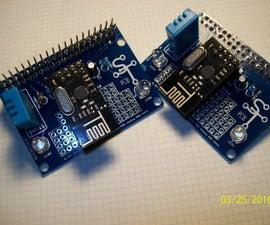 RASPBERRY PI NRF24L01+ Mini-Hat/Proto-Board