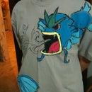 Shirt Designing: Gyarados