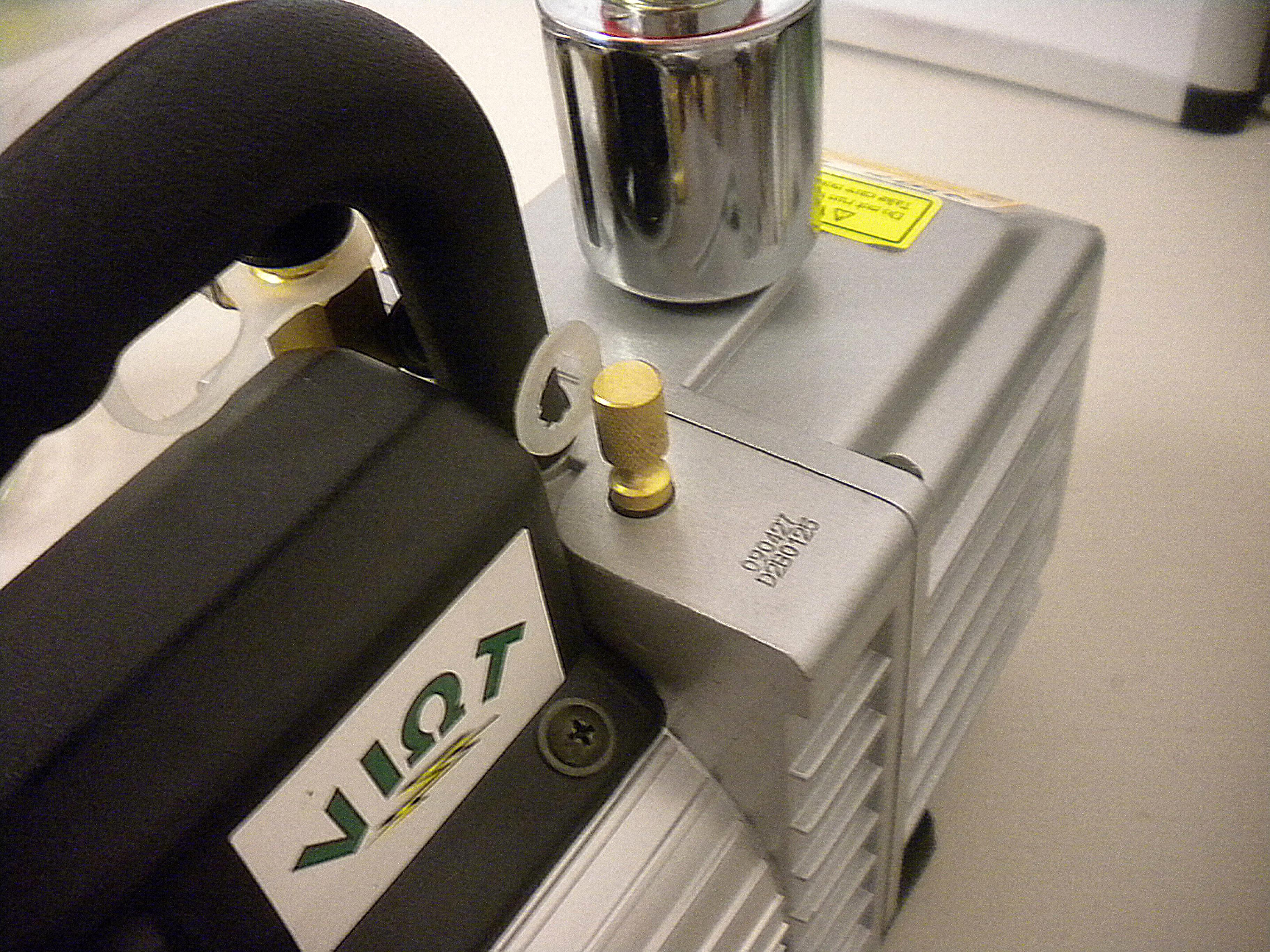 Picture of Prepare the Pump