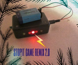 Arduino StopIt Game Revisited