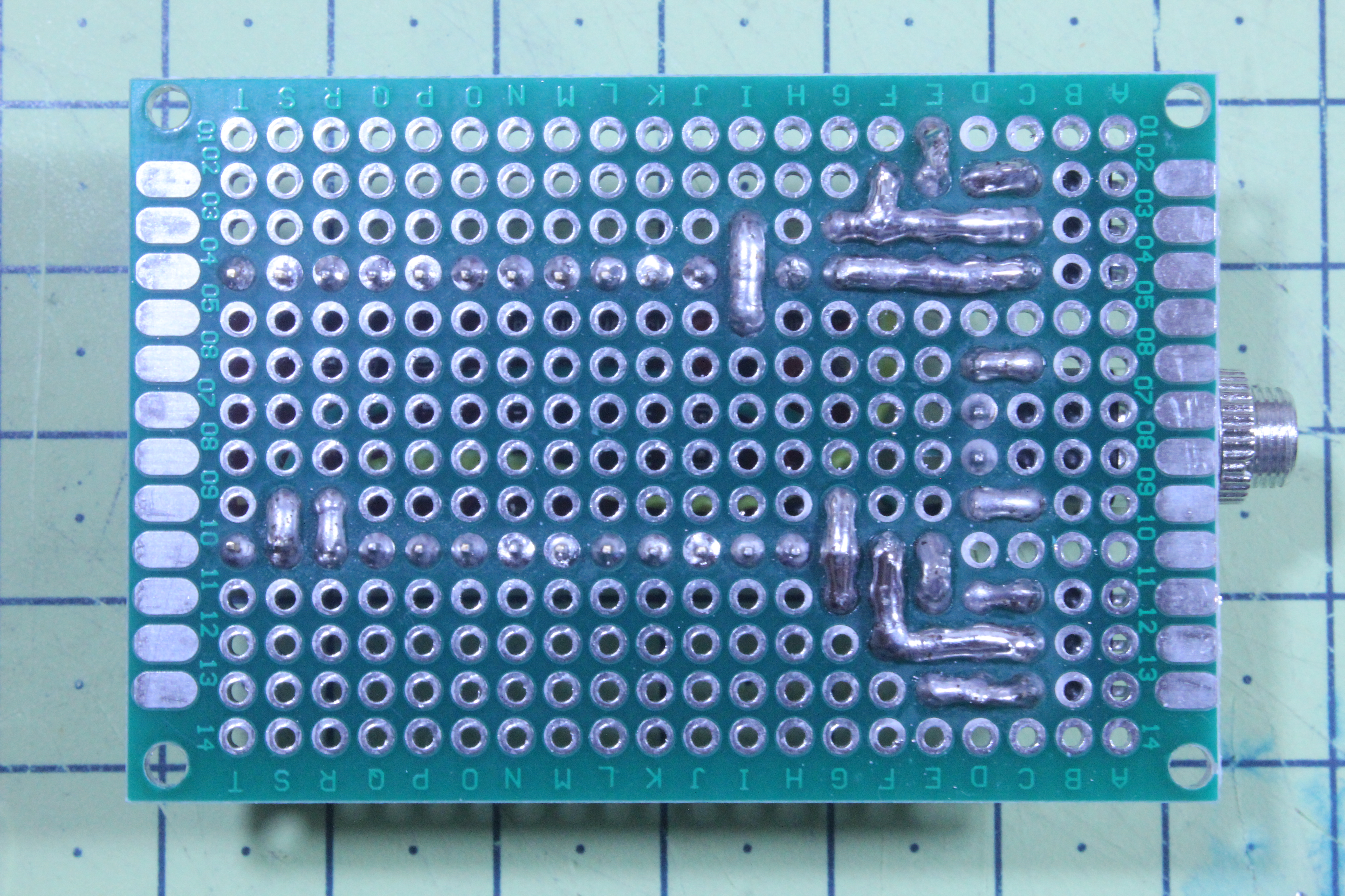 Picture of Making Solder Tracks
