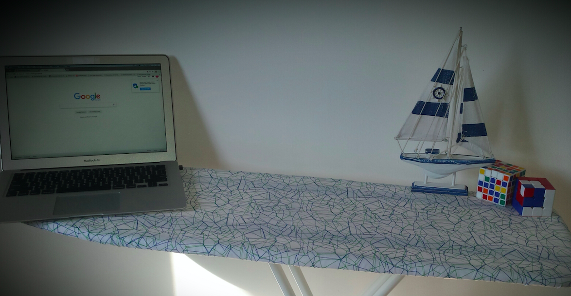 Picture of Easy Adjustable Stand Up Desk