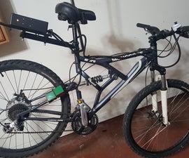 Electric Mountain Bike Shifter