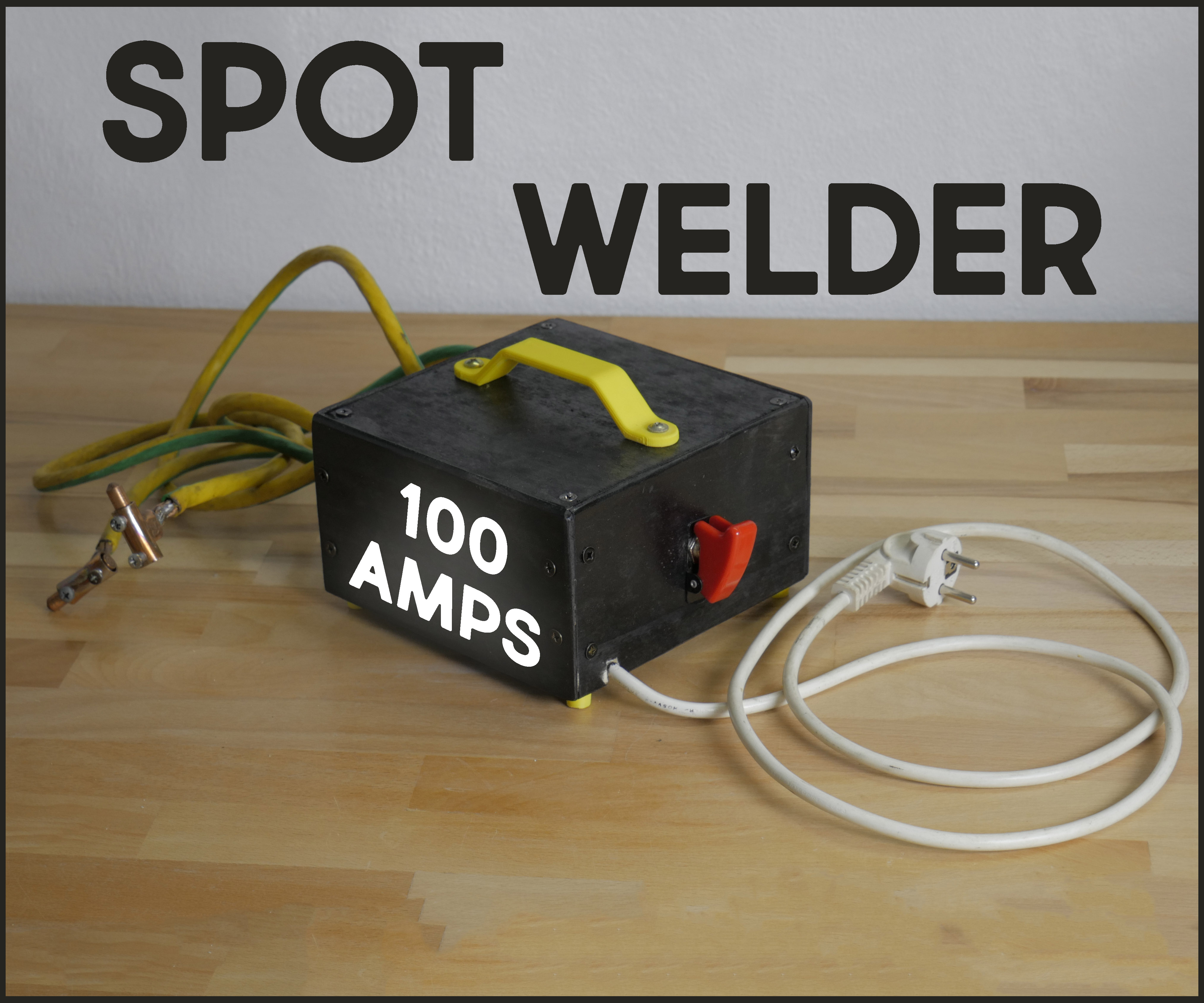 Picture of Make a Portable Spot Welder