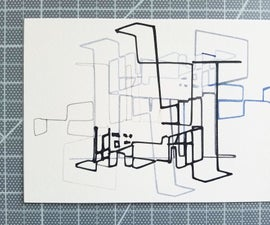 Cricut Explore Watercolor Drawing Tutorial!
