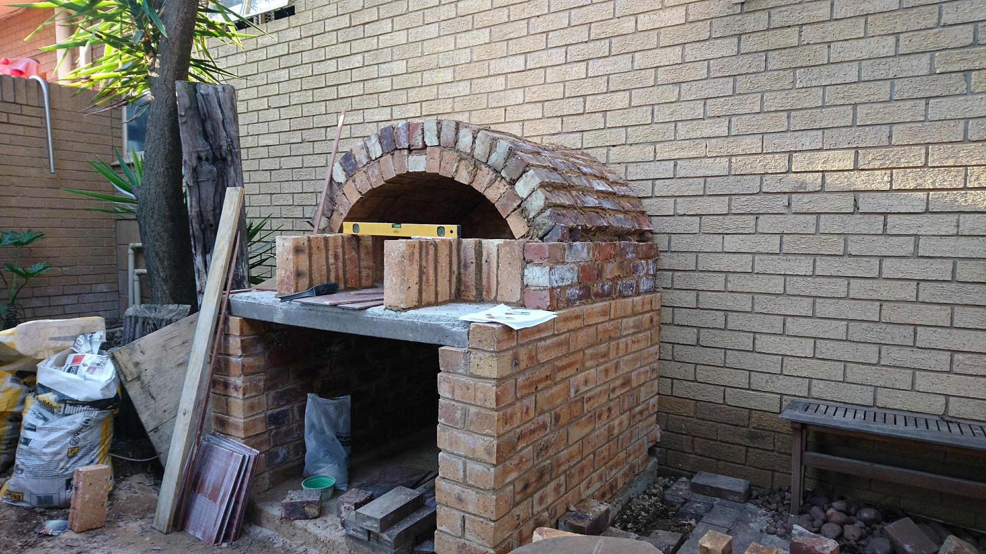Picture of Building the Doorway