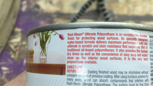 Identifying the Proper Polyurethane