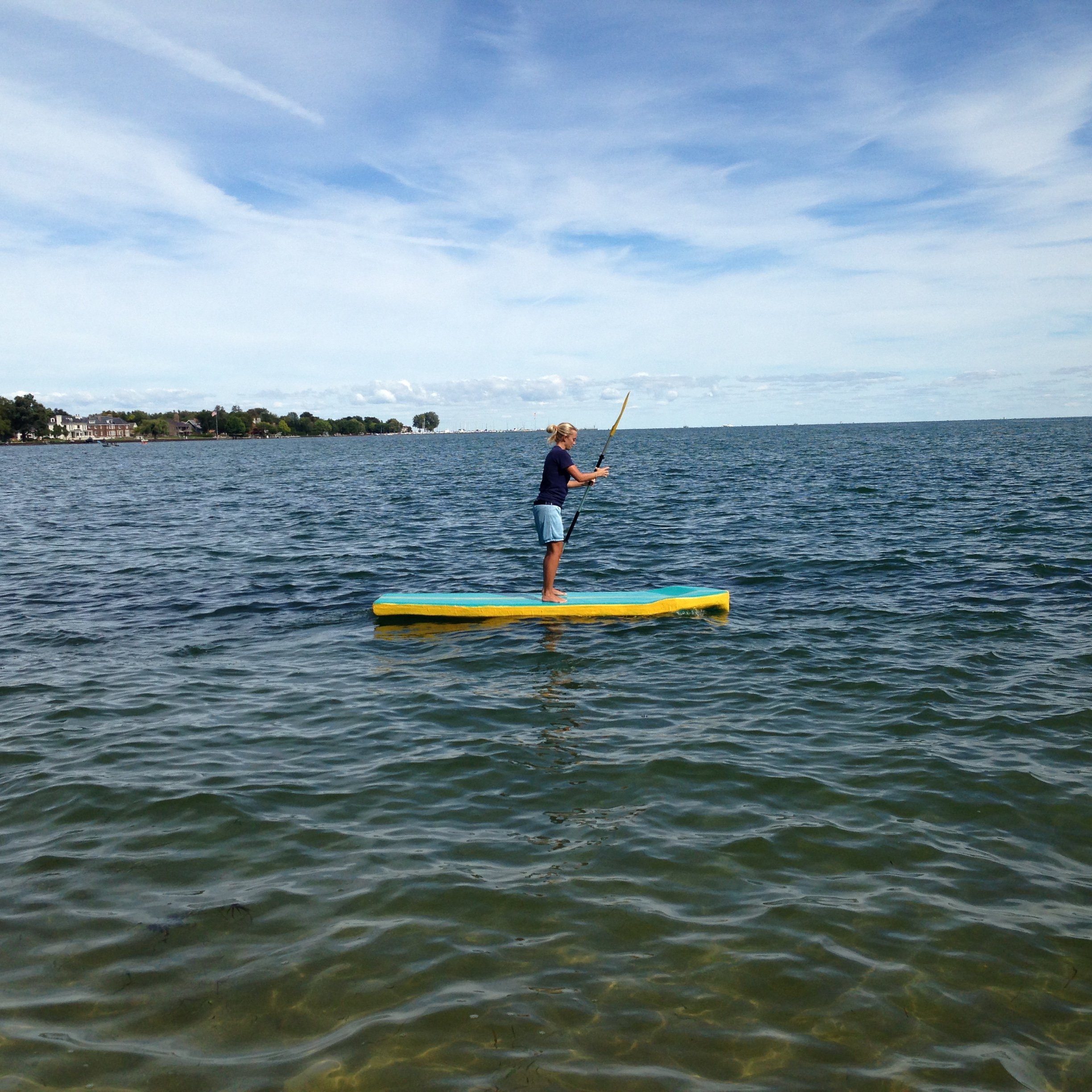 Picture of Stand Up Paddle Board