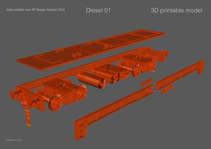 Assembly - Chassis and Couplers