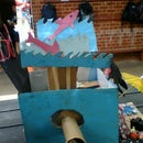 The Great PINK Dolphin Automata!