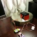 Automate your desk lamp!