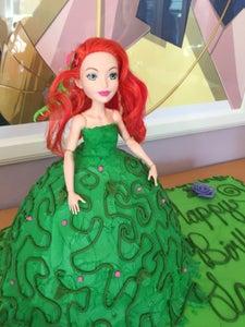 Poison Ivy Birthday Cake Gluten Free