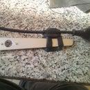Diy bracket angle grinder wrench