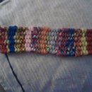 Paracord Guitar Strap CONCEPT - work in progress