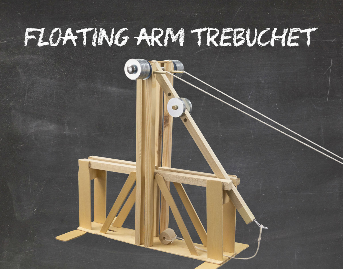 Picture of The Floating Arm Trebuchet
