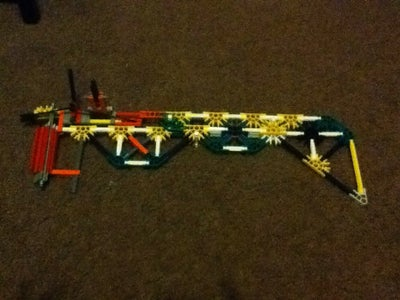 My Knex Pump Action Bazooka Thing