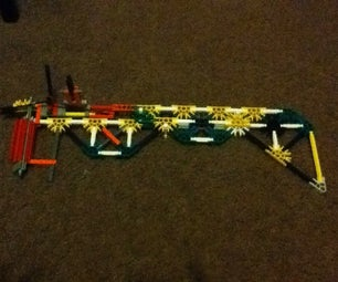 My Knex Pump Action Bazooka Thing