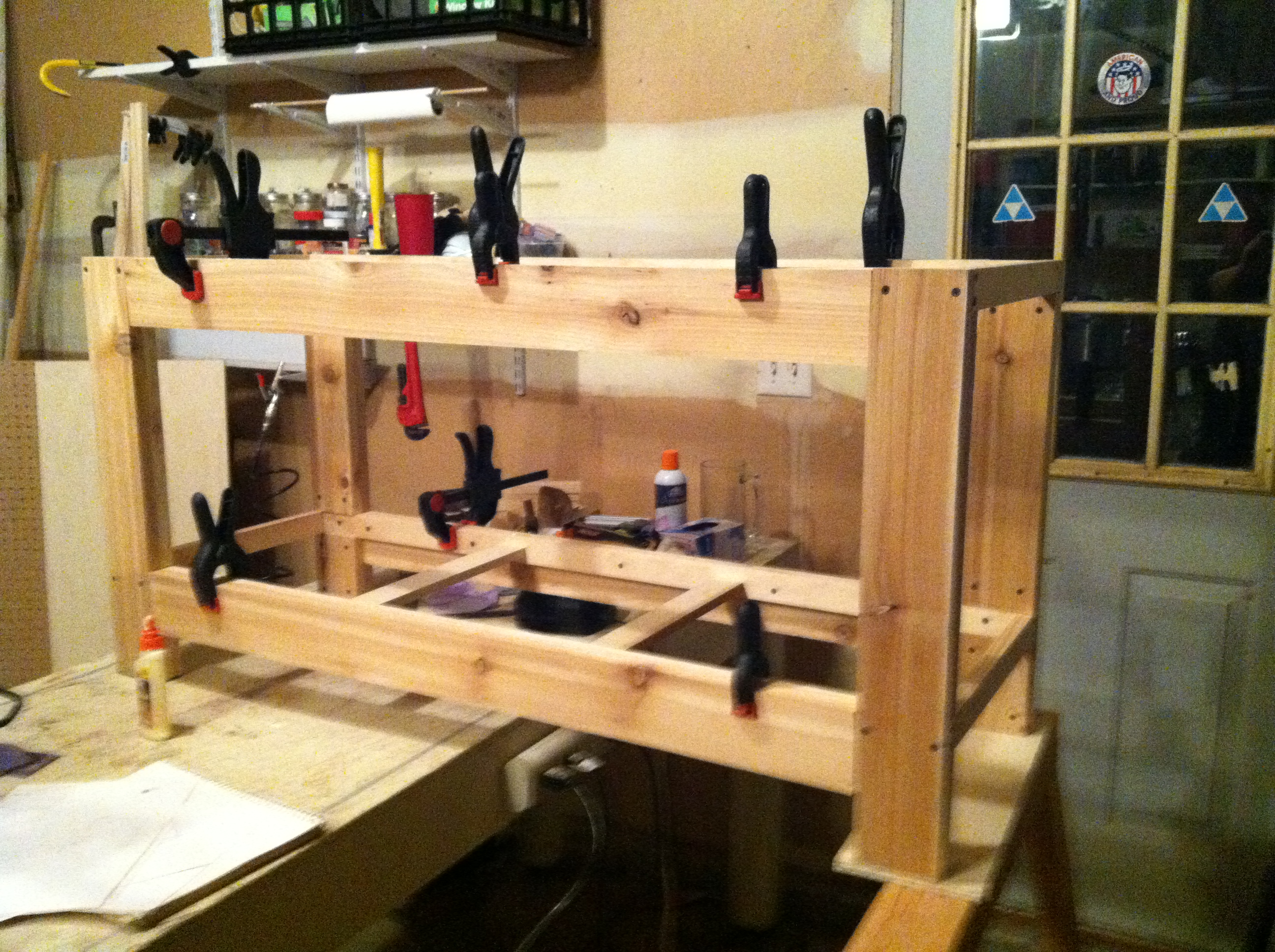 Picture of Attaching Legs