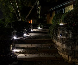 Beautiful and Easy LED Landscaping Lights