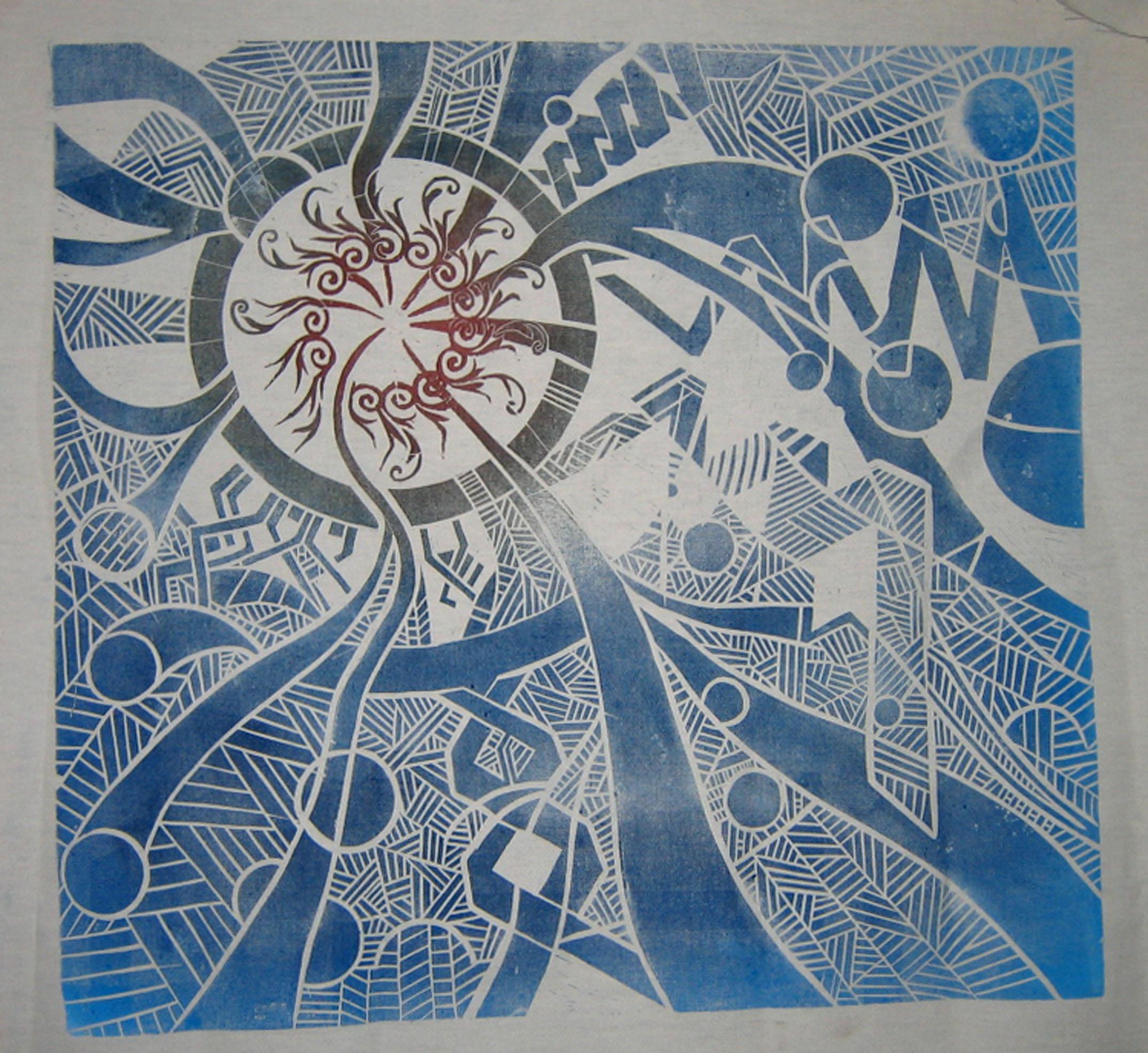 Picture of Linoleum Block / Printmaking