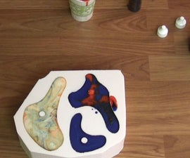Using Dyes with Casting Resins