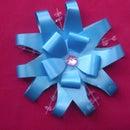 Flower Bow-Gift Topper