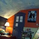 Paint A TARDIS door on any door