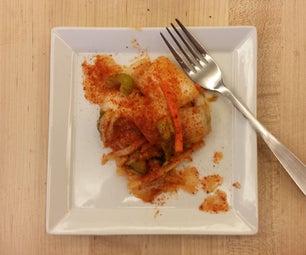 Cajun Kimchi