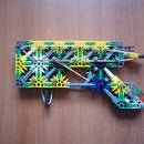 knex 5 shot mag pistol