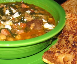 SPANISH COUNTRY SOUP: