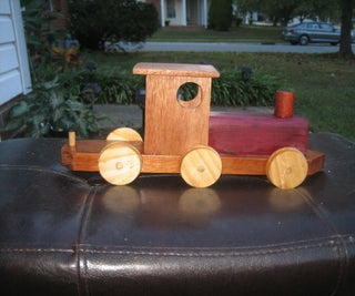 TOY LOCOMOTIVE