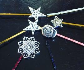 Charmed Hair Pins