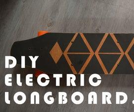 DIY Electric Longboard for 146$ or 4638฿