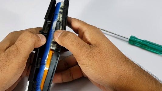 Prepare Li-Ion Batteries