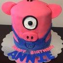 Piggy Minion
