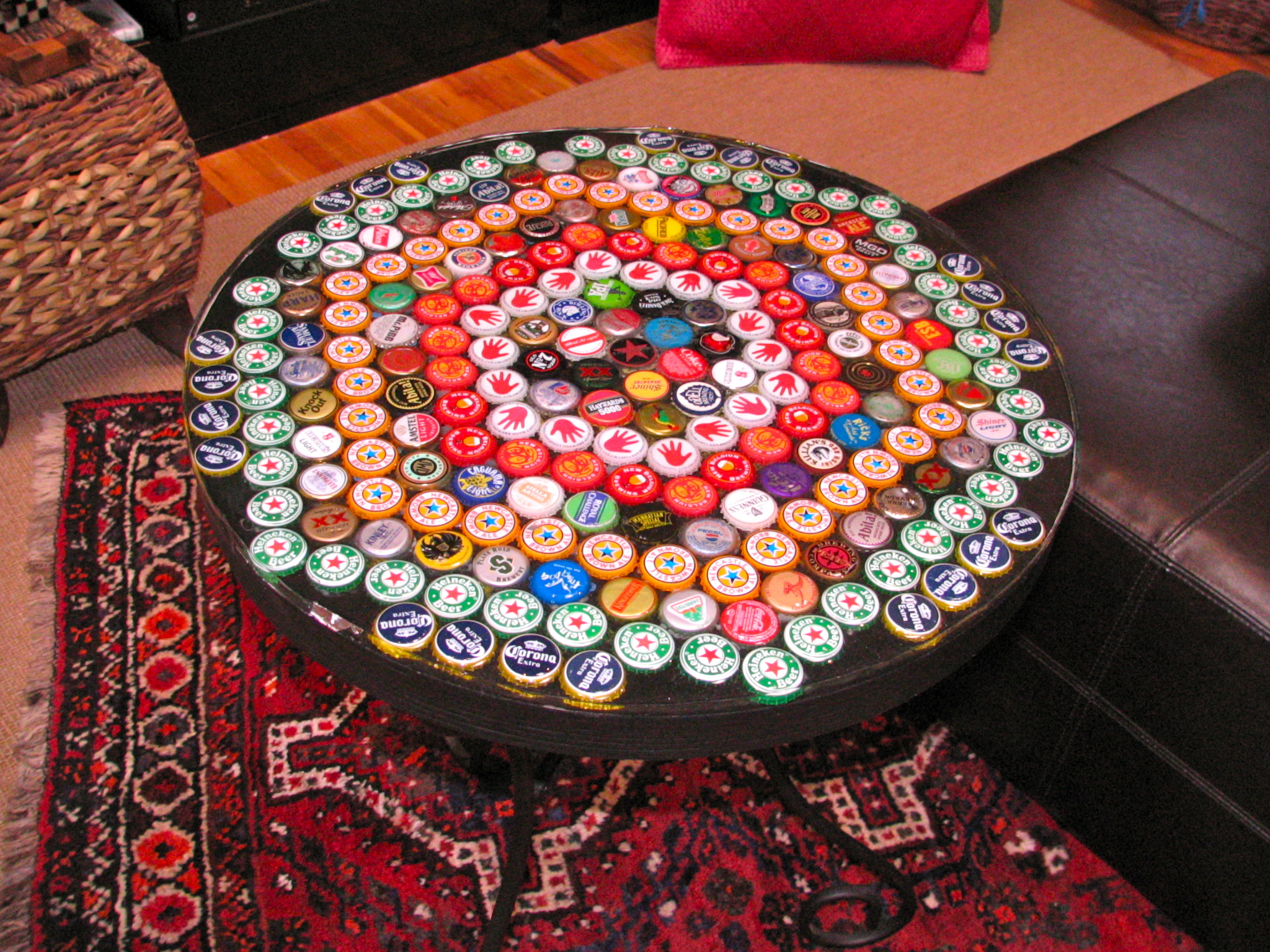 The Difference Between A Beer And Your Opinion Is I Asked For A Beer Print Bottle Cap Picture Fun Drinking Humor Bar W