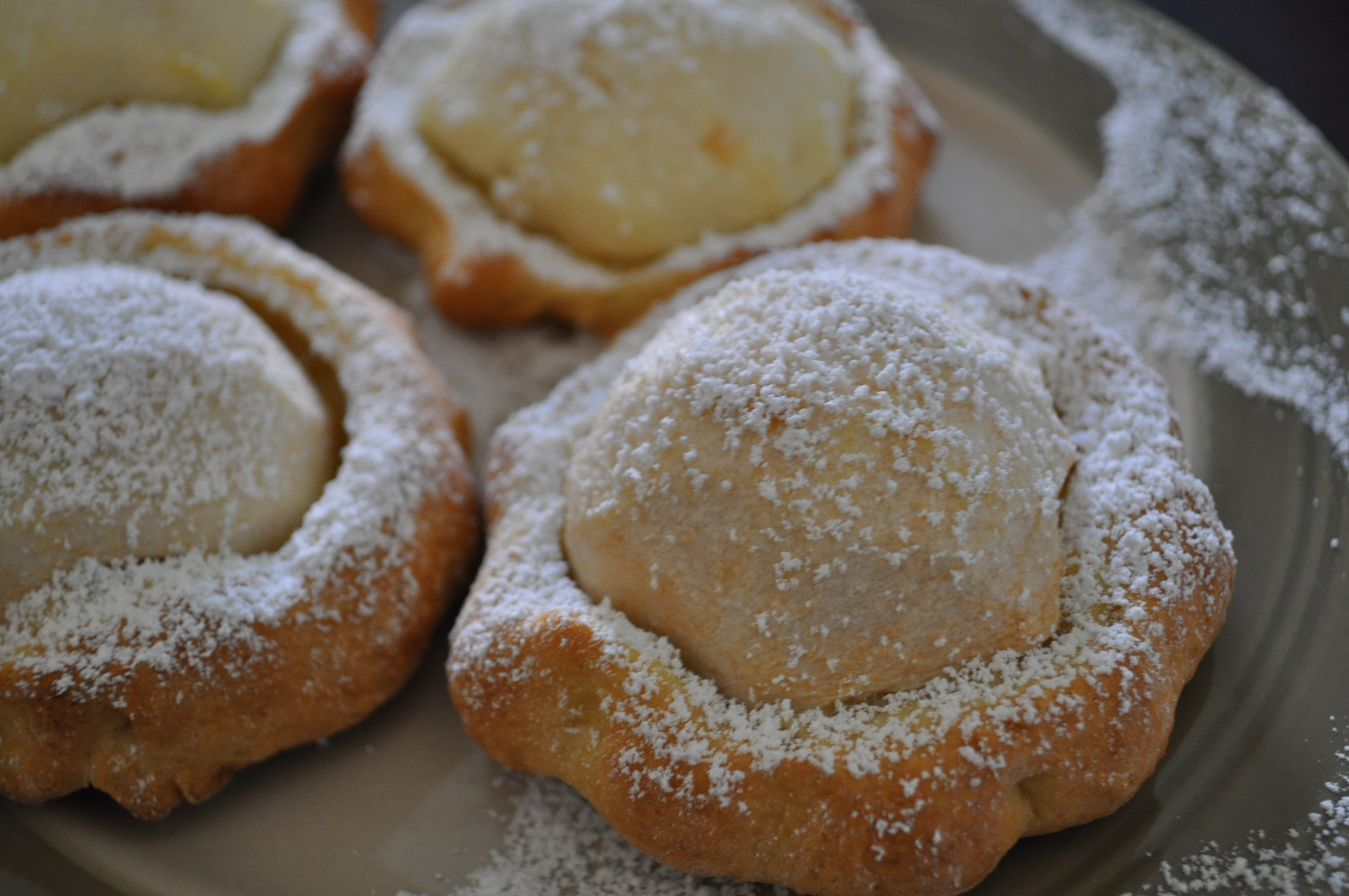 Picture of Aplerbecker Apfelbaeckchen (traditional Pastry From Germany)