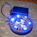Stepper Motor Arc Reactor