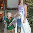 Zelda and Link Costumes